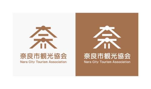 奈良市観光協会のロゴ